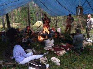 Pieredzes ekspedīcija ''Pa Indriķa hronikas takām jeb Vēsturisko Imeru meklējot''